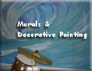 Murals and Decorative Art by Artist Jackie Stacharowski